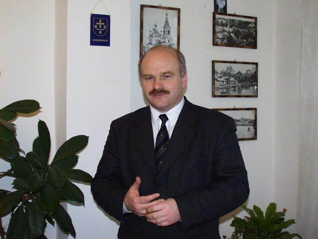 Marek Pastusiak, były wiceprezydent Skierniewic a także prezes spółki Wod-Kan