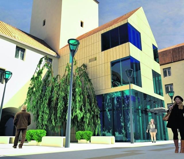 Trwa rewitalizacja centrum Świdnicy. Jednym z najbardziej wyjątkowych projektów jest odbudowa ratusza