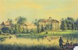 Zachwycający pałac w Mysłakowicach! Zobacz archiwalne fotografie! [ZDJĘCIA]