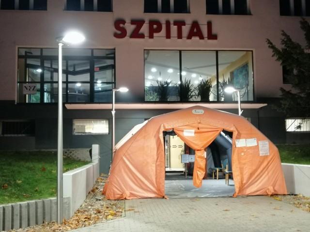 Szpital w Kołobrzegu: rehabilitacja zamknięta do 18 grudnia
