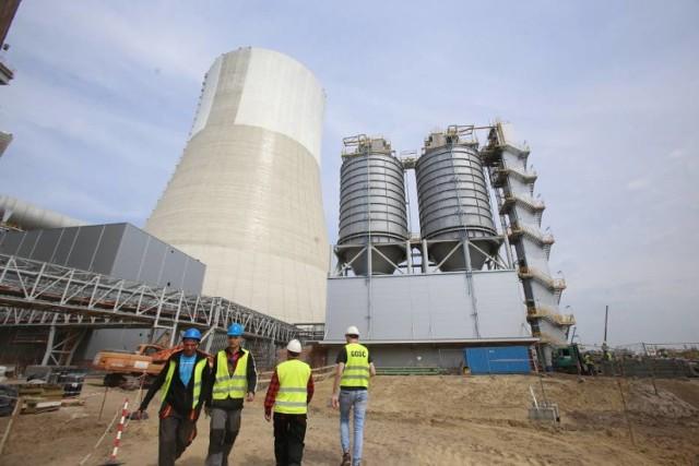 Tak RAFAKO buduje nowy blok energetyczny w Jaworznie