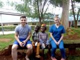 Monika Sypniewska ze Zdziechowy wróciła z misji medycznej w Kenii