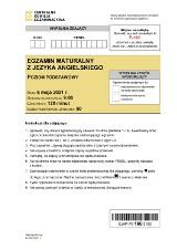 Egzamin maturalny 2021. Zadania z angielskiego [poziom podstawowy]. Zobacz Arkusze CKE i odpowiedzi