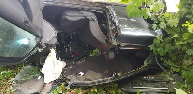 Koszmarny wypadek w Boniowicach