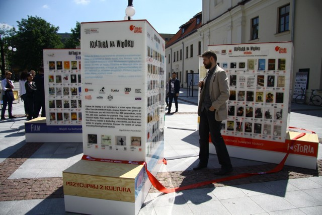 Kultura na Widoku: Darmowa muzyka, filmy i gry przy Centrum Kultury