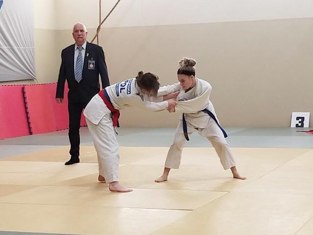 Start zawodników Judo Zielińscy Kwidzyn zakończył się wywalczeniem srebrnego i brązowego medalu