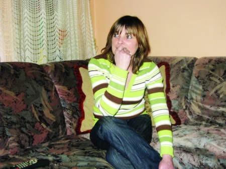 Jadwiga Wolska za miesiąc może znaleźć się wraz z rodziną na ulicy. fot. leszek literski
