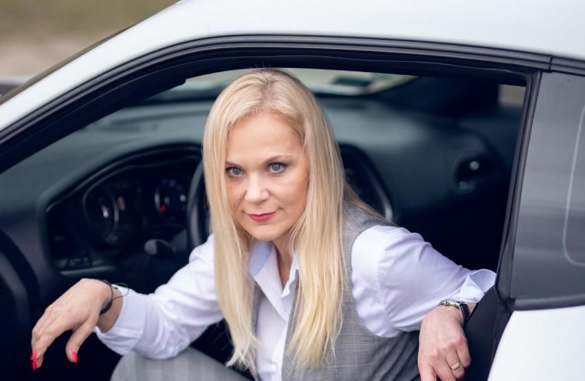"""Magdalena Luska, prezes Zarządu """"Patronka"""" Sp. z o.o. w..."""