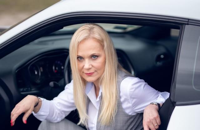"""Magdalena Luska, prezes Zarządu """"Patronka"""" Sp. z o.o. w Szczecinku"""