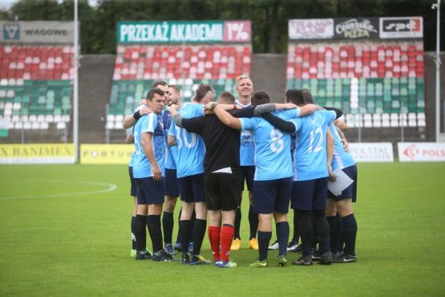 Mecz charytatywny Pectus Football Team grał z Fundacją Rób Dobro.
