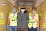 60-latek z gminy Siedliszcze odpowie za fałszywą informację o podłożeniu ładunku wybuchowego w samolocie do Londynu