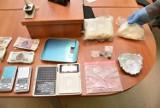 Starogard Gdański - Policjanci zabezpieczyli znaczną ilość narkotyków