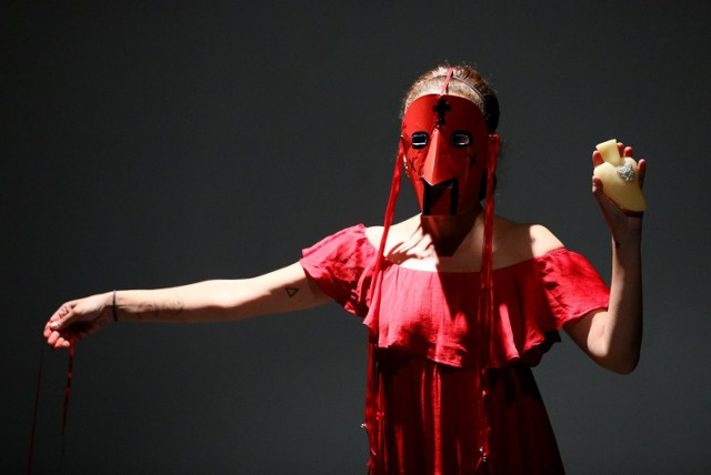 Festiwal Interakcje 2020 w Piotrkowie. Performance