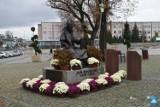 Kłobuck ozdobi ponad 2000 chryzantem. Miasto wykupiło je od przedsiębiorców i umieściło m.in. przy pomniku Jana Długosza