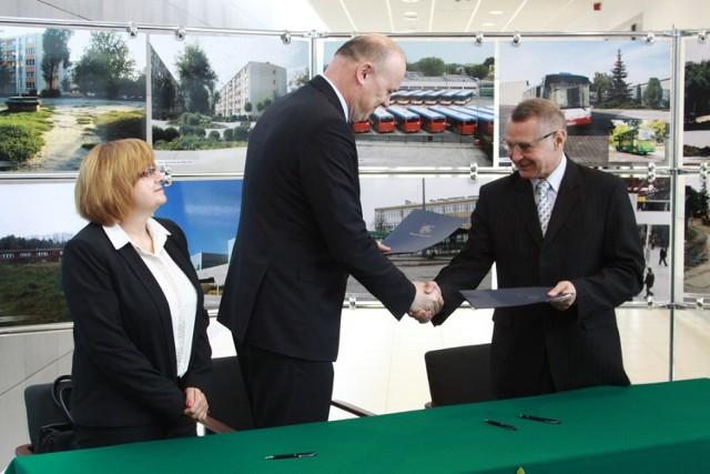 Puławy podpisał umowę ze Starachowicką Specjalną Strefą Ekonomiczną