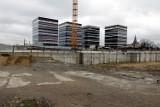 """Budowa biurowca Silesia for Business w Katowicach mocno zwolniła. """"Prowadzimy rozmowy z potencjalnymi klientami"""""""