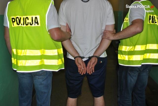 Czeladź (pow. będziński). Policja zatrzymała 38-latka w sprawie nieumyślnego spowodowania śmierci