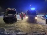 Zatrucie gazem w Łasinie. Sześć osób trafiło do szpitala