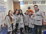 Uczestnicy projektu z Estonii,Turcji, Rumunii, Portugalii, Włoch i Polski z wizytą w Sieradzu [FOTO]