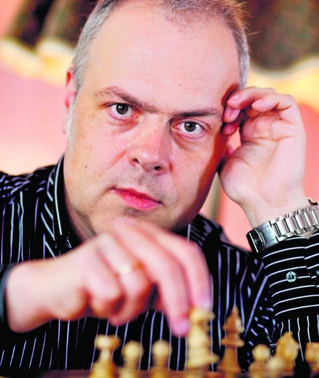 """Marek Krajewski, autor m.in. """"Śmierci w Breslau"""""""