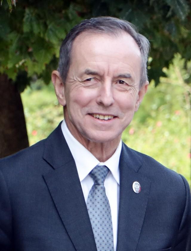 Tomasz Grodzki, marszałek Senatu RP w Grudziądzu