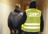 Pruszcz Gdański. Mężczyzna podejrzany o pozbawienie wolności kobiety i dziecka zatrzymany. 24-latek dziś usłyszy zarzuty