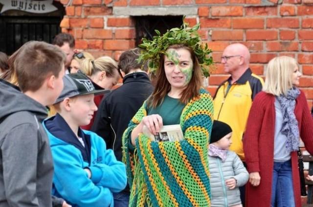 Joanna Kalenik z Fundacji Brama Epok zaprasza mieszkańców Mileszew i okolic do Osady Milewita
