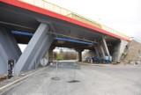 Kończy się przebudowa DK28 w Krośnie. Nowy wiadukt w ciągu ul. Podkarpackiej już przejezdny [ZDJĘCIA]
