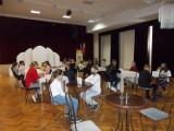 Uczniowie SP Wicko wzięli udział w Sokrates Café