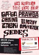 """Punk`s Not Dead Tour 2018"" w Legnicy - koncert juz 16 listopada"