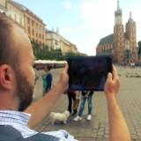 Kraków. Aplikacja, która pomoże przenieść się w czasie