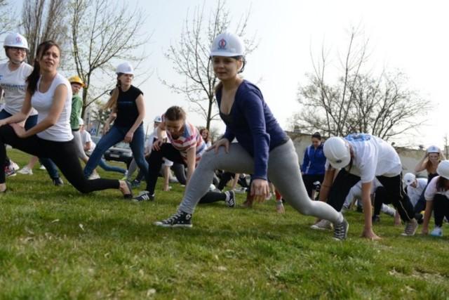 Bieg w kasku 2015. W piątek dziewczyny pobiegną na Stadionie Syrenki