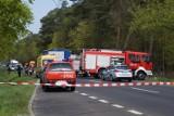 Wypadek: niedaleko Zbrudzewa zderzyło się pięć samochodów