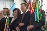 "Prezydent Komorowski pochwalił ""konkurs palem w Lipnicy"" [VIDEO]"