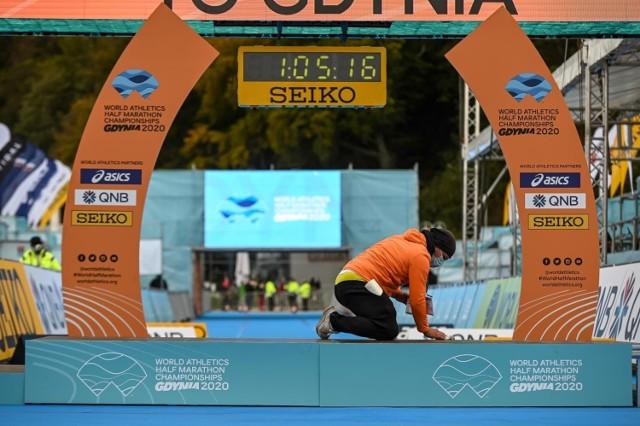 Mistrzostwa świata w półmaratonie w Gdyni odbyły się 17 października 2020 roku i mogli w niej startować jedynie profesjonalni zawodnicy po badaniach na obecność koronawirusa