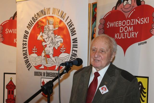 Spotkanie założycielskie Towarzystwa Miłośników Wilna i Ziemi Wileńskiej. Inicjator spotkania Ludwik Zalewski.