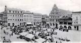 Rynek Staromiejski w Stargardzie na przestrzeni wielu lat. Najstarsza fotografia z 1839 roku! ZDJĘCIA przed wojną, po wojnie i teraz