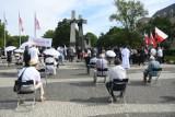 """""""Starajmy się sprzeciwiać wszelkim nadużyciom jakiejkolwiek władzy"""" - mówił J. Jaśkowiak podczas obchodów 64. rocznicy Poznańskiego Czerwca"""