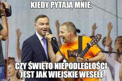12 listopada MEMY: W wolnej Polsce każdy dzień jest wolny