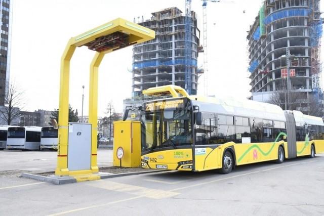 Na ulice Zawiercia, elektryczne autobusy powinny wyjechać już za rok.
