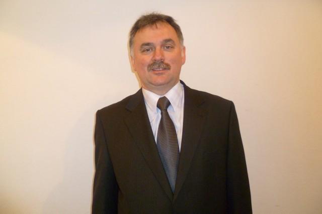 Burmistrz Margonina - Janusz Piechocki