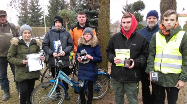 1000 km na rowerze z okazji 1000-lecia pobytu Bolesława Chrobrego w Hniszowie