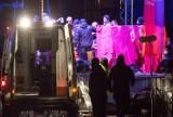 Śmierć Pawła Adamowicza. Zatrzymano pracownika ochrony gdańskiego finału WOŚP, podczas którego zamordowano prezydenta Gdańska