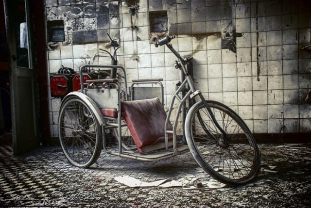 Wózek z WFF