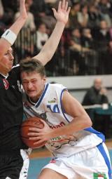 Koszykówka: Sterenga wśród gwiazd