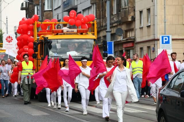 Zjazd wolontariuszy Caritas w Łodzi
