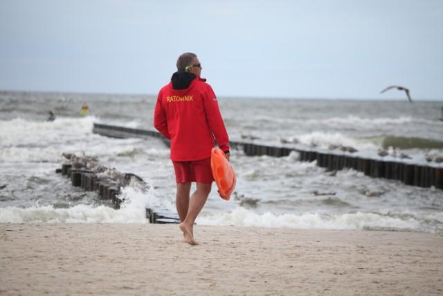 Niestety wczoraj nad Bałtykiem utonął mieszkaniec naszego regionu.