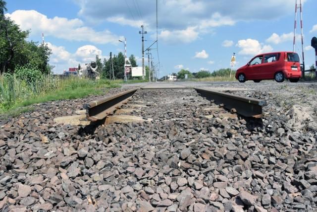 Remont linii kolejowej Legnica - Rudna Gwizdanów