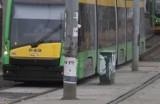 Pijany pasażer rozbierał się w tramwaju