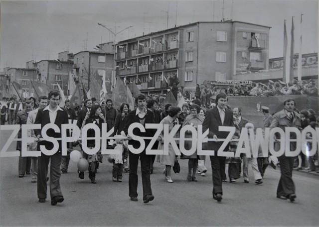 Zasadnicza Szkoła Zawodowa, przez którą przewinęło się kilka pokoleń goleniowian, działalności rozpoczęła w latach 70. ubiegłego wieku.